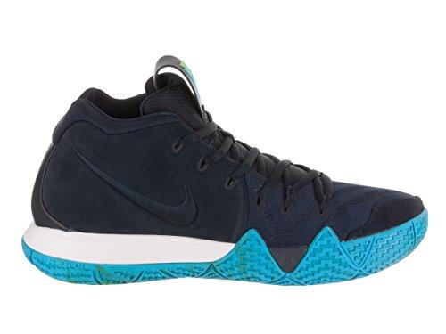 Nike Herren Kyrie 4 Basketballschuhe Dunkelblau (Dark Obsidian/Black)