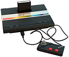 Atari 7800 Retro Console Video Games System