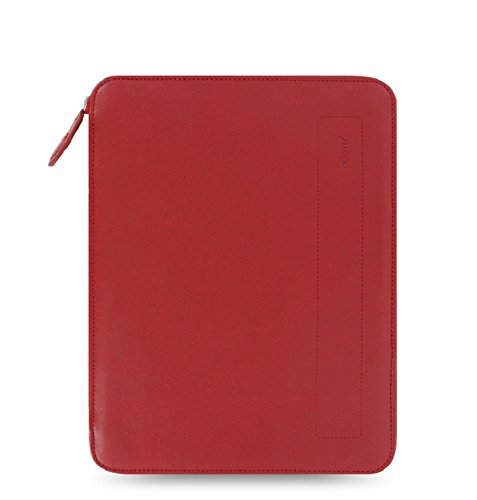 Filofax 828160 Penny Bridge iPad Zip ipad Zip red for sale  Delivered anywhere in UK
