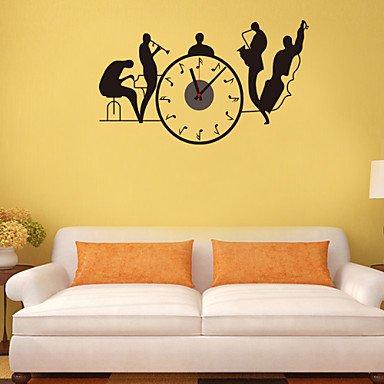 Y & M Horloge murale diy3d Band