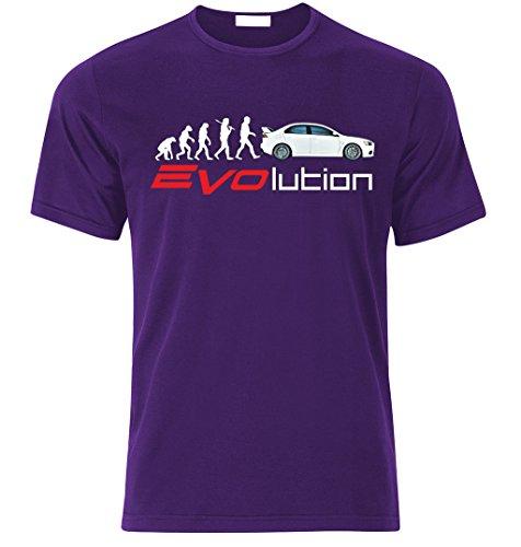 Fruit of the Loom Cars Evolution Fan Speed DriftT Shirt T-Shirt Weihnachtsgeschenke Xmas Your Choice