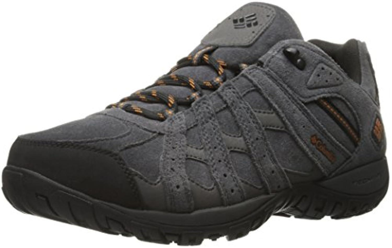 Columbia Redmond Leather Omni Tech Herren Trekking   Wanderhalbschuhe  BM1737