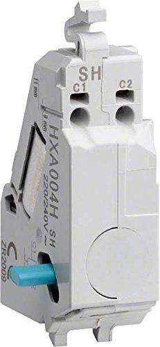 HAGER X160/X250 - RELE EMISION PARA INTERRUPTOR X160-X250 48V CORRIENTE CONTINUA