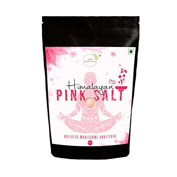 Raw Essentials Himalayan Pink Salt, 800g