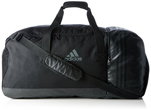 adidas Unisex 3-Stripes Performance Sporttasche Black/Vista Grey