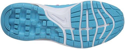 Nike - Air Max Dynasty (Gs), Scarpe sportive Bambina Blu (Azul (Gamma Blue / Pink Blast White))