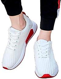 MEIbax Sneakers Traspirante Uomo Lace-Up Sneakers Sportive Running  Antiscivolo Scarpe da Trekking Scarpe da bc73f875664