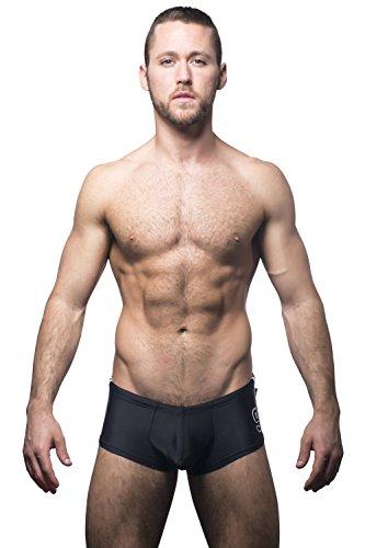 Andrew Christian - Short de bain - Homme Noir
