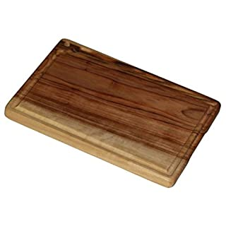 ECOBOARDS Tranchiere M-Profi chopping board made from treated Laurel): approximately 35 x 25 CM