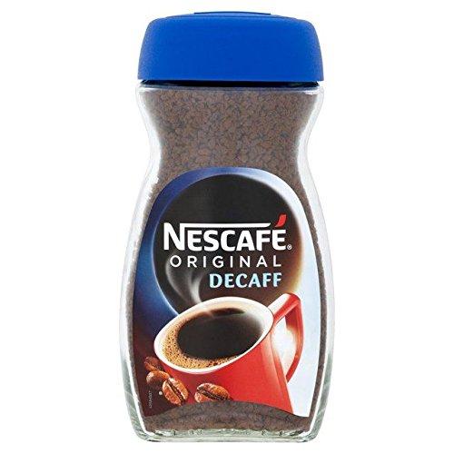 Nescafe Decaffeinato 200g Kaffee löslich (2Stück)