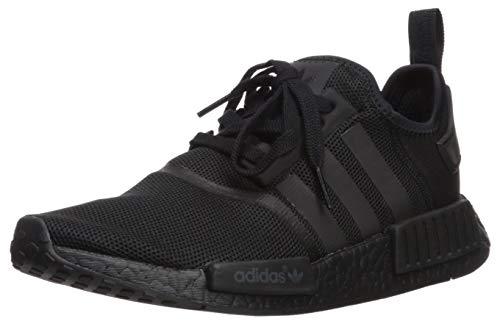 adidas NMD_R1 - Zapatillas Deportivas para Hombre, Negro - (Negbas/Negbas/Negbas) 44 2/3