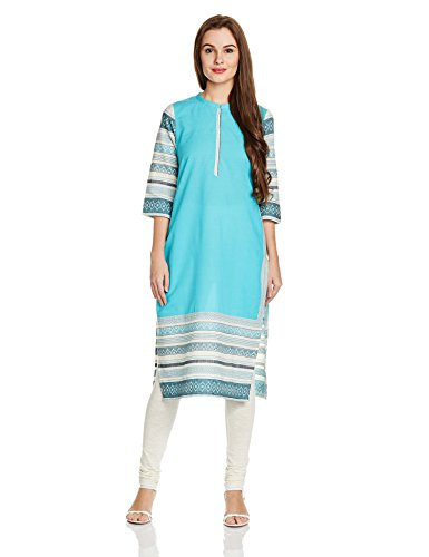 Aurelia Women's Straight Kurta at amazon