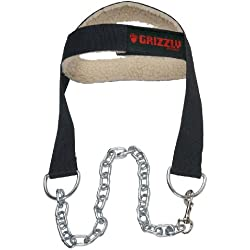 Grizzly Fitness Nylon Head Harness