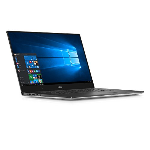 Dell 4044373 XPS 15 Ordinateur Portable 15.6 Go, core_i7, 16 Go, NVIDIA, Windows 10, Argenté