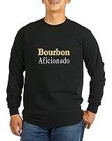 CafePress Bourbon Aficionado Long Sleeve Dark T-Shirt