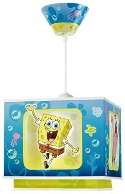 Dalber 63502 Hängeleuchte Sponge Bob Kinderzimmer Lampe Leuchte von Dalber S.L. auf Lampenhans.de