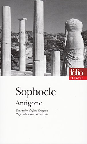 Antigone par Sophocle