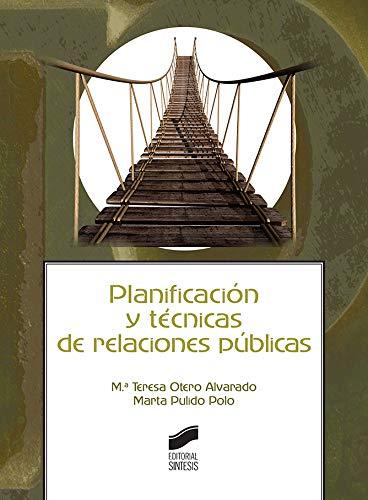 Planificación y técnicas de relaciones públicas (Ciencias de la Información. Documentación)