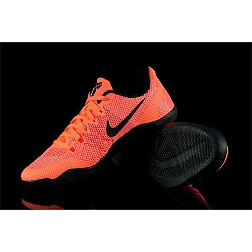 Nike 836183-806, espadrilles de basket-ball homme Orange