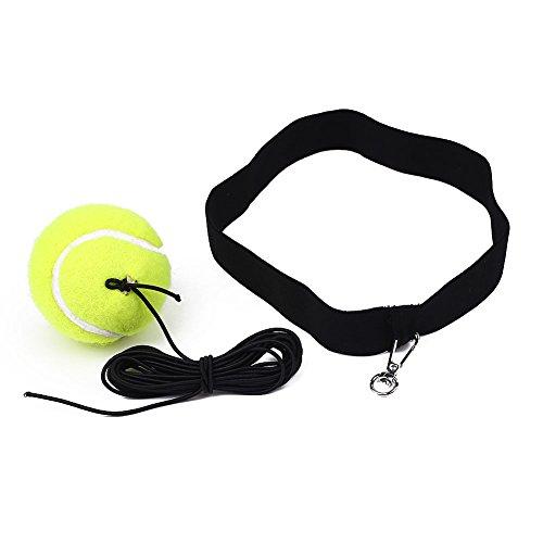 Forfar Kampf Ball Reflex Punch Combat Ball Mit Stirnband Reaktion Reflex Speed   Muskel Trainingsübung Fitness Körperbau