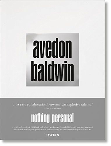 Richard Avedon, James Baldwin: Nothing Personal