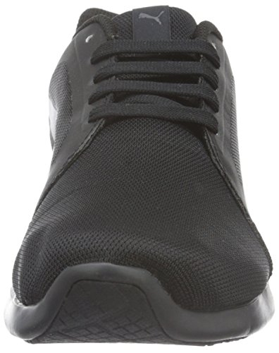 Puma Unisex Kids Low-Top Black Size  4 UK