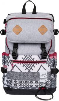 roxy-damen-tribute-j-backpack-blau-40-x-32-x-145-cm-20-liter