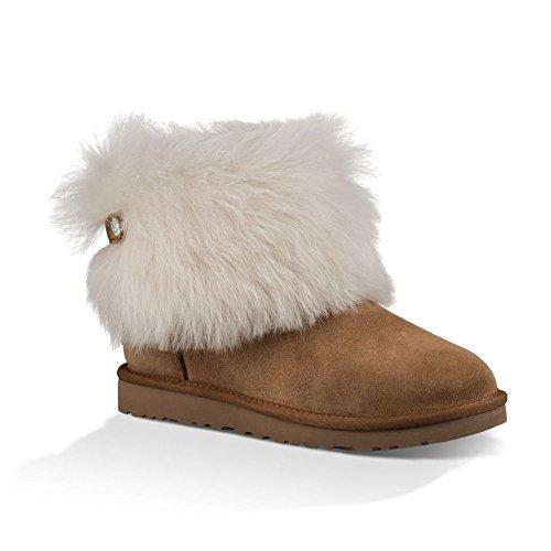 Ugg Valentina W, Bottes et boots women Noisette