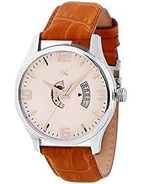 Killer Analogue White Dial Men's Watch - Klm162C