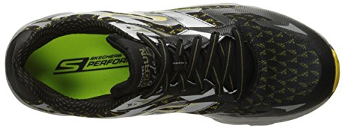 Skechers Skees Go Run Ride 5, Scarpe Sportive Uomo Nero (BKYL)