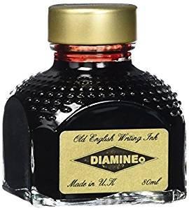 Diamine 80ml ocker Füllfederhalter Tinte Flasche (Fountain Pen Refill-tinte)