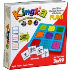 Kingka - Jeu pour apprendre le chinois