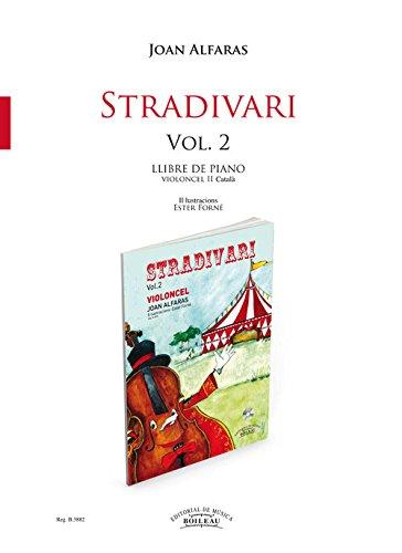 Stradivari violoncel i piano, Vol. 2 - B.3882: 36 por Joan ALFARAS