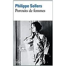 Portraits de femmes de Philippe Sollers ( 2 octobre 2014 )