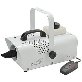 QTX SW-1 Mini Snow Machine 600w 5m/min 1.2 litre with 5litres fluid FREE