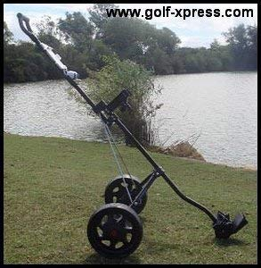 Masters 1 Series Chariot de golf Noir