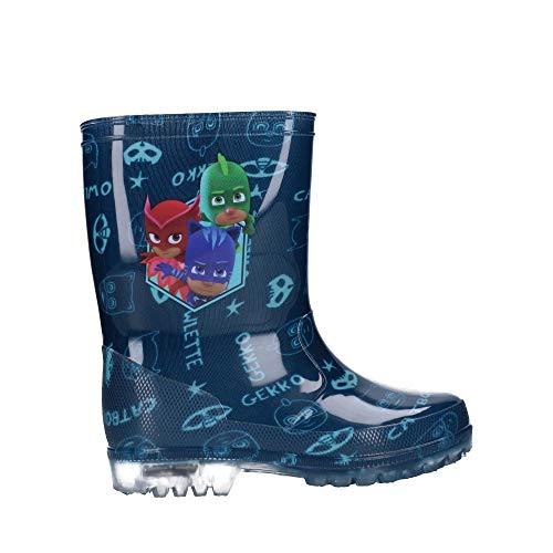 Cerdá PJ Masks, Botas de Agua para Niños, (Azul C37), 28 EU
