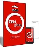 ZenGlass (2 Stück Flexible Glas-Folie für HTC One M9 Panzerfolie I Bildschirm-Schutzfolie 9H