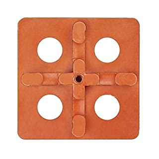 ATR Tile Leveling Alignment System 100 3mm Cross Spacing Plate by ATR Resolution