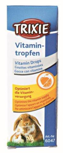 Vitaminas para roedores liquido TRIXIE en gotas 15ml