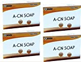 #5: ACN Soap Made Of Pure Coconut Oil, 75gm (Pack of 4)