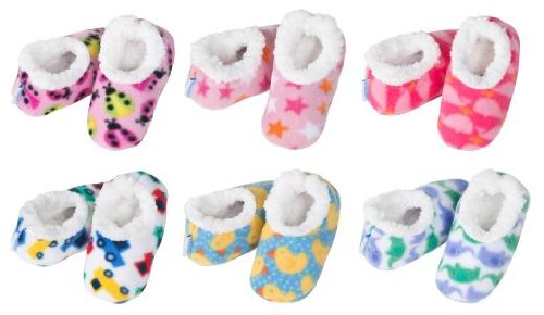 snoozies-baby-snoozies-piede-uberzugen-pantofole-piccolo-0-3-mesi-balene-colore-rosa