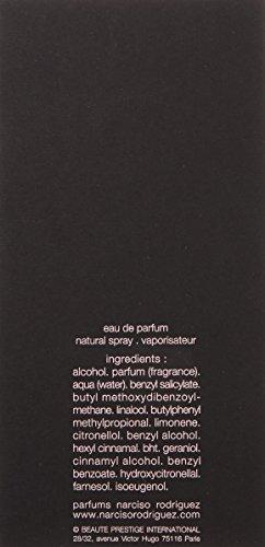 Narciso Rodriguez For Her femme/woman, Eau de Parfum, Vaporisateur / Spray, 1er Pack (1 x 100 ml)