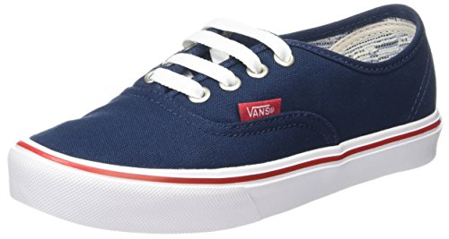 Vans UA Authentic Lite, Scarpe da Ginnastica Basse Unisex – Adulto Blu (Speckle Dress Blues/white)