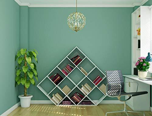 Mddjj Vliestapete Rosa Grau langfaserige Tapete Reines Pigment Farbe Wohnzimmer Schlafzimmer Shop Cyan -