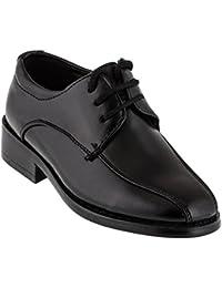ALIZEA Zapatos con Cordones de Material Sintético Niños