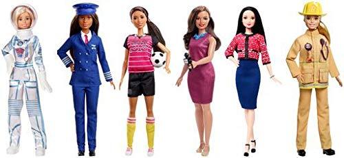 Mattel barbie carriere iconiche 60º anniversario gfx23