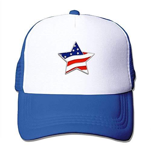 Xukmefat Unisex Patriotic American Flag Veterans Day Vintage Jeans Baseball Cap Classic Cotton Dad Hat Adjustable Plain Cap NN10142 - Husky Classic Jeans
