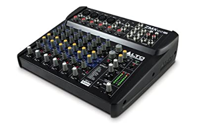 Alto Channel Compact Mixer