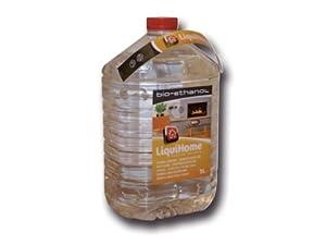 Bioethanol Fuel for Bio-Ethanol Fireplaces, 5 Litres